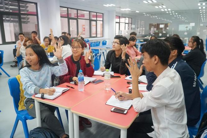 Hội thảo 'Xu hướng của thị trường lao động và Con đường phát triển sự nghiệp' - ảnh 1