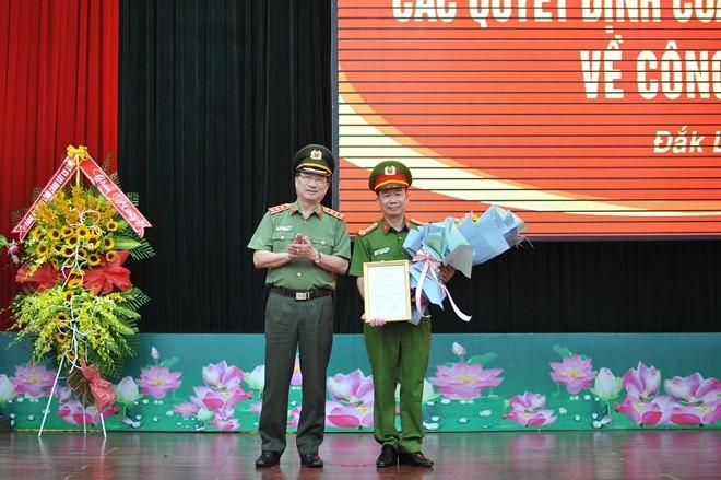 Bộ Quốc phòng, Bộ Công an điều động, bổ nhiệm nhân sự mới - ảnh 2