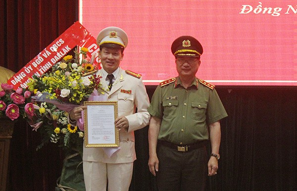 Bộ Quốc phòng, Bộ Công an điều động, bổ nhiệm nhân sự mới - ảnh 3