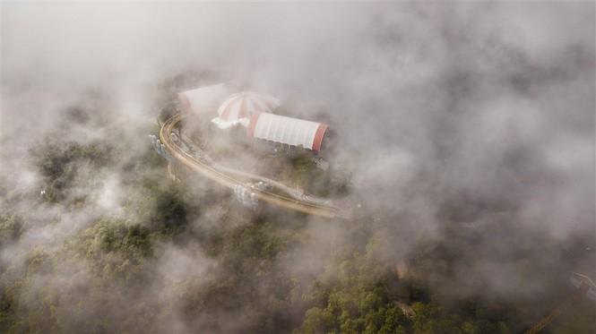 Sun World Ba Na Hills sở hữu 'Hệ thống cáp treo hàng đầu thế giới'  - ảnh 1