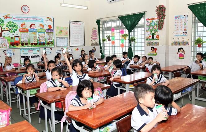 TP.HCM chính thức khởi động Chương trình Sữa học đường từ tháng 11/2019 - ảnh 1
