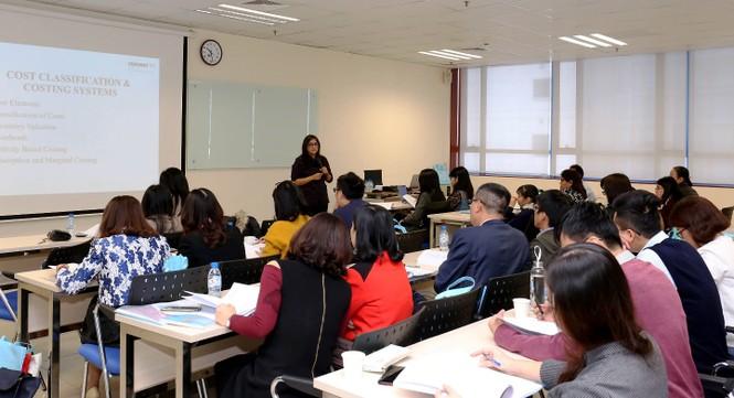 Triển khai thành công chương trình tích hợp chứng chỉ CFAB vào đào tạo chính quy - ảnh 1