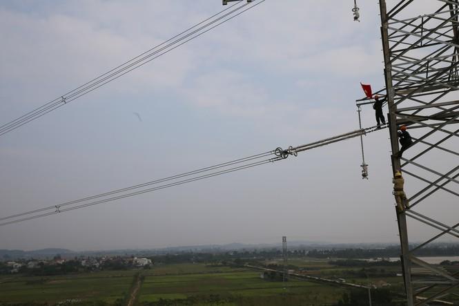 Đường dây 500kV Thường Tín – Tây Hà Nội: Chờ gỡ nút thắt giải phóng mặt bằng - ảnh 2