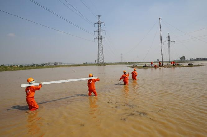 Đường dây 500kV Thường Tín – Tây Hà Nội: Chờ gỡ nút thắt giải phóng mặt bằng - ảnh 3