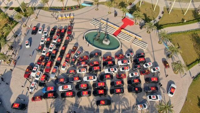 Gần 100 xe Fadil, Lux A2.0 và Lux SA2.0 vượt nghìn km chinh phục Hà Giang - ảnh 1