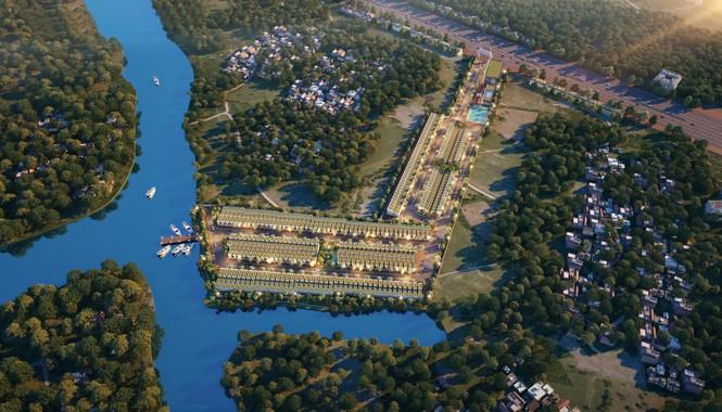 Các 'ông lớn' bất động sản đổ bộ về nam Cần Thơ - ảnh 1