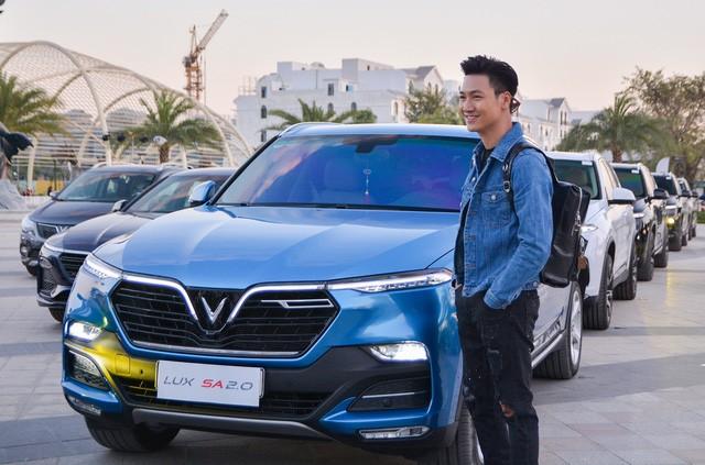 Gần 100 xe Fadil, Lux A2.0 và Lux SA2.0 vượt nghìn km chinh phục Hà Giang - ảnh 3