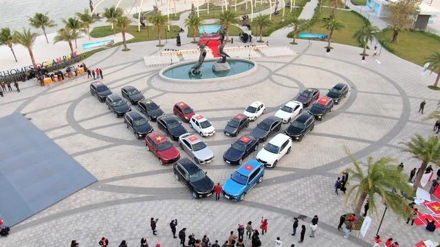 Gần 100 xe Fadil, Lux A2.0 và Lux SA2.0 vượt nghìn km chinh phục Hà Giang - ảnh 5