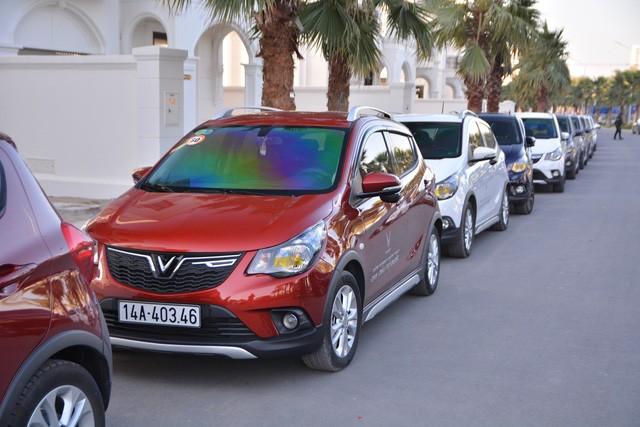Gần 100 xe Fadil, Lux A2.0 và Lux SA2.0 vượt nghìn km chinh phục Hà Giang - ảnh 6