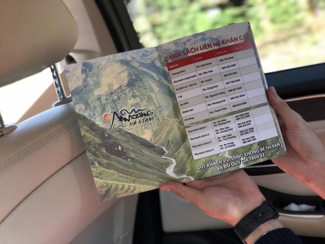 Trong xe VinFast đi hành trình chinh phục địa đầu Tổ quốc Hà Giang có những gì? - ảnh 8