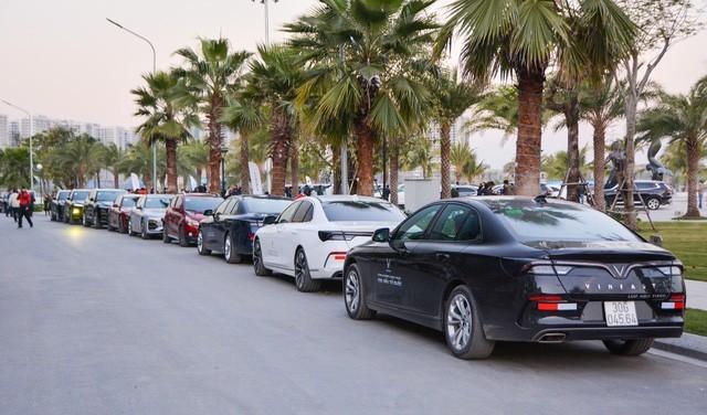 Gần 100 xe Fadil, Lux A2.0 và Lux SA2.0 vượt nghìn km chinh phục Hà Giang - ảnh 8