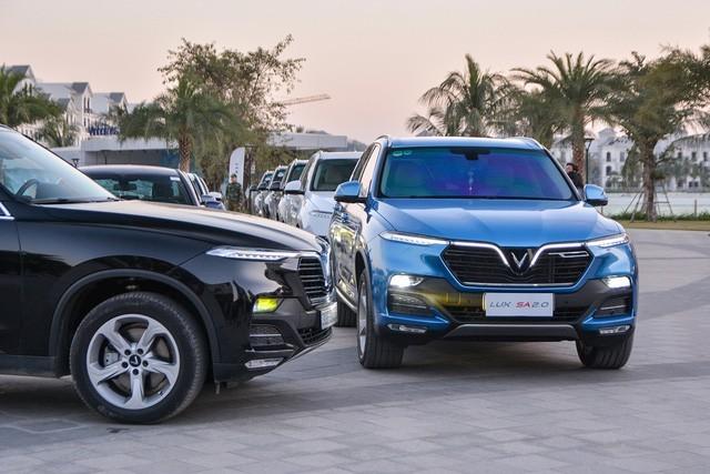 Gần 100 xe Fadil, Lux A2.0 và Lux SA2.0 vượt nghìn km chinh phục Hà Giang - ảnh 9