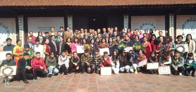 Cộng đồng họ Bùi Việt Nam: Vinh danh khuyến học, khuyến tài năm 2019 - ảnh 4