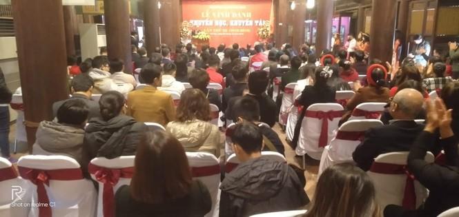 Cộng đồng họ Bùi Việt Nam: Vinh danh khuyến học, khuyến tài năm 2019 - ảnh 9