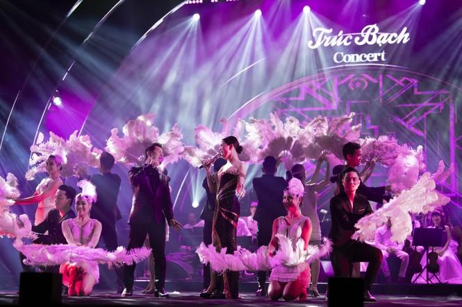 Đêm nhạc 'Trúc Bạch Concert – Dạ tiệc xanh': Hội tụ những kiệt tác - ảnh 2