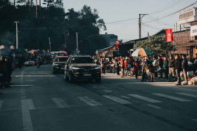 Gắn kết những biểu tượng Việt Nam trong hành trình VinFast chinh phục Hà Giang - ảnh 8