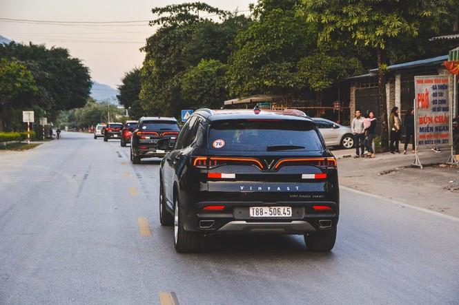 Gắn kết những biểu tượng Việt Nam trong hành trình VinFast chinh phục Hà Giang - ảnh 13