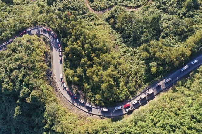 Hành trình gần 100 xe VinFast chinh phục Hà Giang dưới góc nhìn nhiếp ảnh gia - ảnh 1
