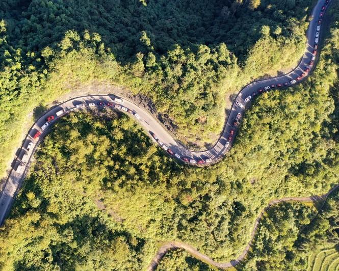 Hành trình gần 100 xe VinFast chinh phục Hà Giang dưới góc nhìn nhiếp ảnh gia - ảnh 4