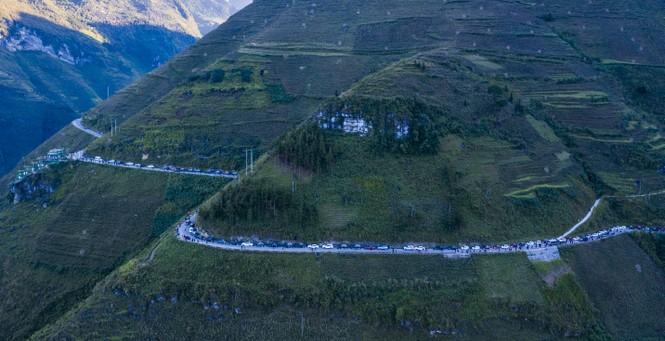 Hành trình gần 100 xe VinFast chinh phục Hà Giang dưới góc nhìn nhiếp ảnh gia - ảnh 5