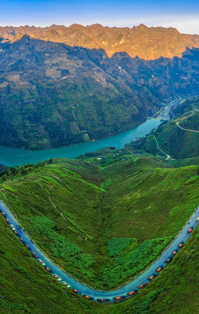 Hành trình gần 100 xe VinFast chinh phục Hà Giang dưới góc nhìn nhiếp ảnh gia - ảnh 6