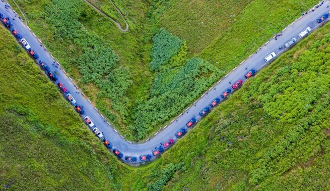 Hành trình gần 100 xe VinFast chinh phục Hà Giang dưới góc nhìn nhiếp ảnh gia - ảnh 7