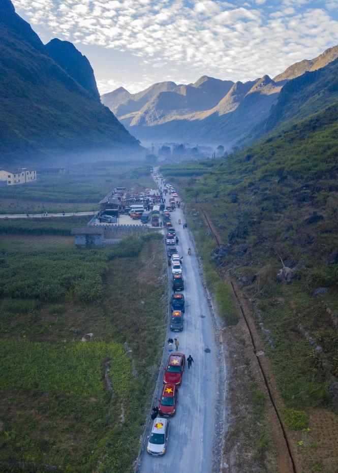 Hành trình gần 100 xe VinFast chinh phục Hà Giang dưới góc nhìn nhiếp ảnh gia - ảnh 8
