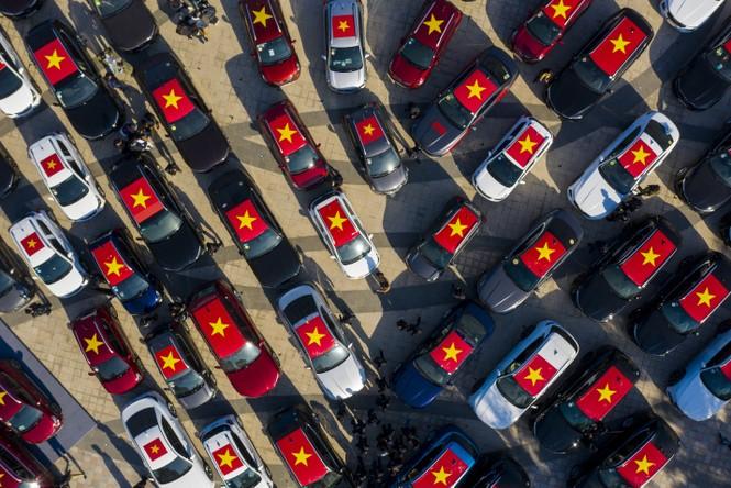 Hành trình gần 100 xe VinFast chinh phục Hà Giang dưới góc nhìn nhiếp ảnh gia - ảnh 9