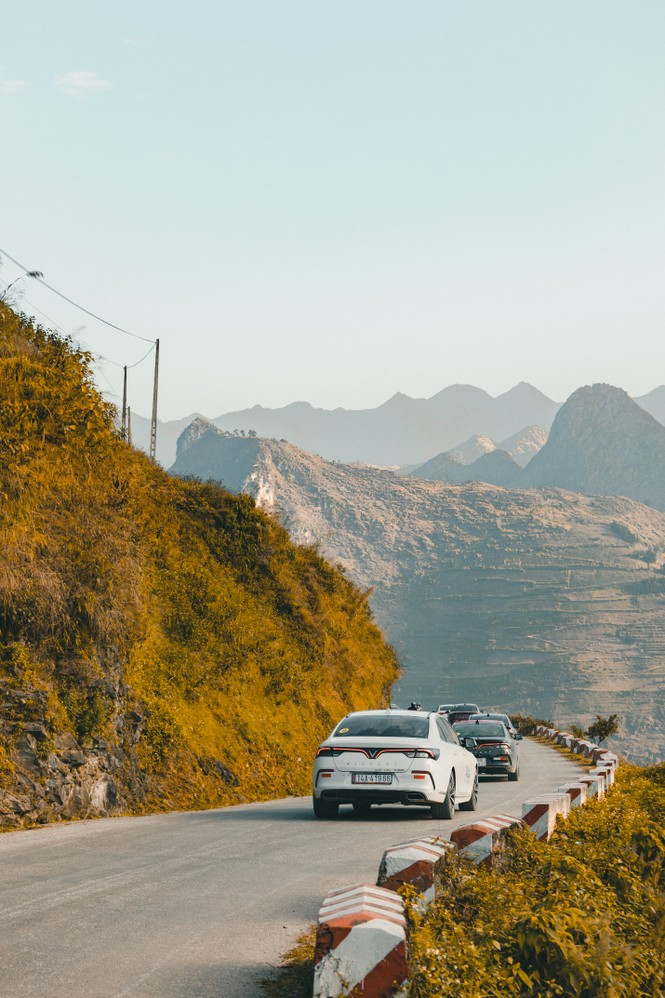 Hành trình gần 100 xe VinFast chinh phục Hà Giang dưới góc nhìn nhiếp ảnh gia - ảnh 12