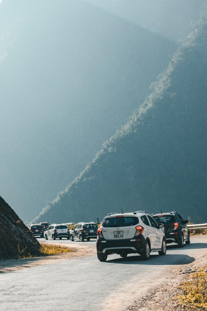 Hành trình gần 100 xe VinFast chinh phục Hà Giang dưới góc nhìn nhiếp ảnh gia - ảnh 13