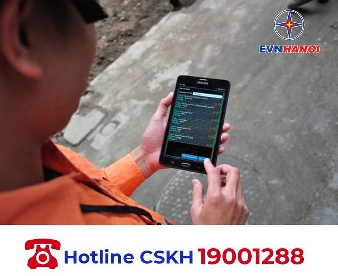 Hà Nội thực hiện 100% dịch vụ cấp điện mới hạ áp theo phương thức điện tử - ảnh 3