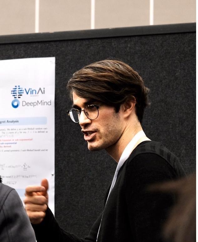 Vinai công bố nghiên cứu khoa học tại hội nghị số 1 thế giới về trí tuệ nhân tạo - ảnh 2