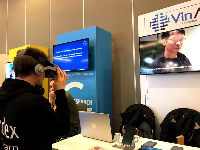 Vinai công bố nghiên cứu khoa học tại hội nghị số 1 thế giới về trí tuệ nhân tạo - ảnh 4
