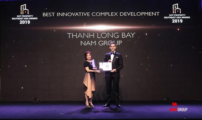 Nam Group thắng lớn tại giải quốc tế Dot Property Southeast Asia Awards 2019 - ảnh 1