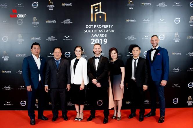Nam Group thắng lớn tại giải quốc tế Dot Property Southeast Asia Awards 2019 - ảnh 2