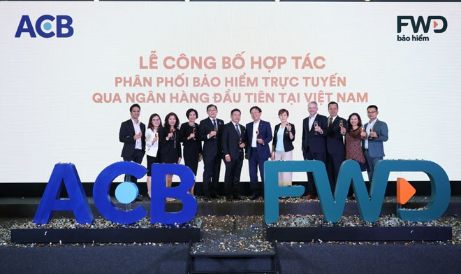 Bảo hiểm FWD lựa chọn phân phối bảo hiểm trực tuyến qua Ngân hàng ACB - ảnh 3