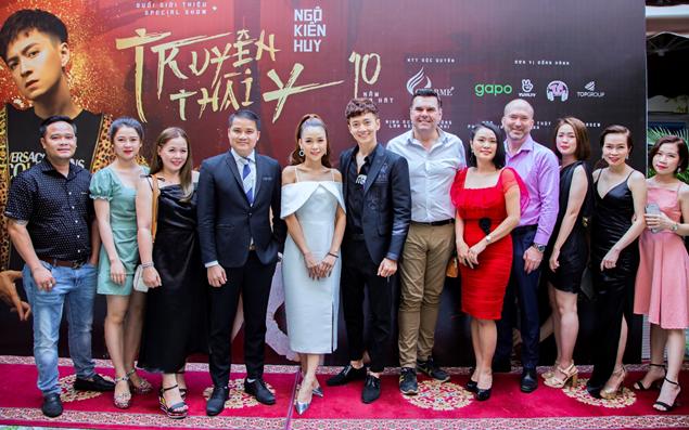 Nhà tài trợ độc quyền Charme Perfume tiếp lửa liveshow 'Truyền Thái Y' - ảnh 3