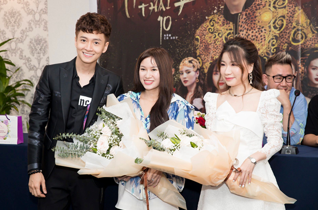 Nhà tài trợ độc quyền Charme Perfume tiếp lửa liveshow 'Truyền Thái Y' - ảnh 7