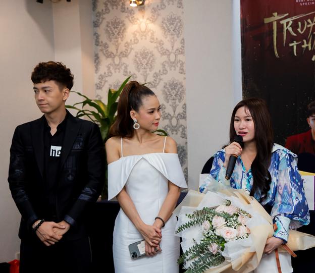 Nhà tài trợ độc quyền Charme Perfume tiếp lửa liveshow 'Truyền Thái Y' - ảnh 8