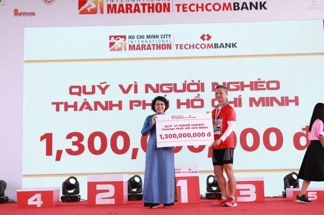 Hành trình lan tỏa 'vượt trội hơn mỗi ngày' cùng Marathon quốc tế Techcombank - ảnh 1