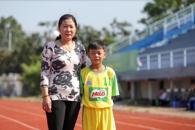 Nhiều phụ huynh bất ngờ vì con trưởng thành trông thấy nhờ thể thao học đường - ảnh 1