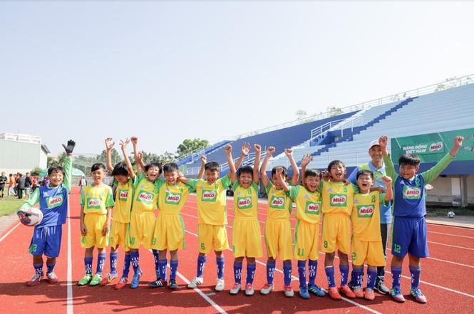 Nhiều phụ huynh bất ngờ vì con trưởng thành trông thấy nhờ thể thao học đường - ảnh 2