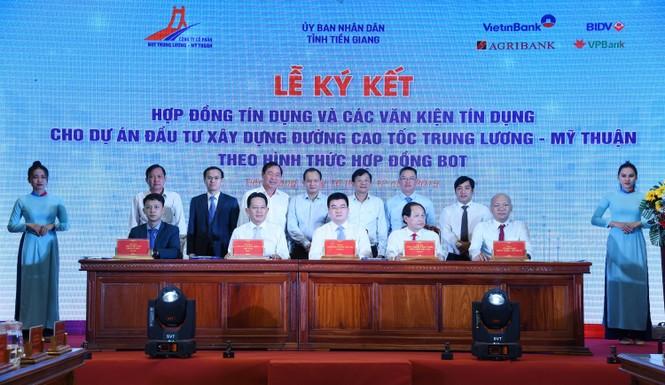 Thúc đẩy dòng vốn cho dự án BOT cao tốc Trung Lương - Mỹ Thuận - ảnh 1