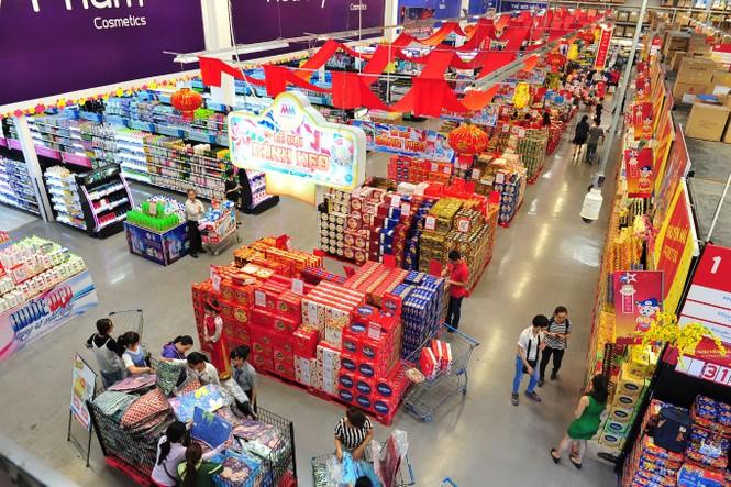 MM Mega Market Việt Nam đầu tư 400 tỉ đồng cho hàng hóa phục vụ Tết  - ảnh 1