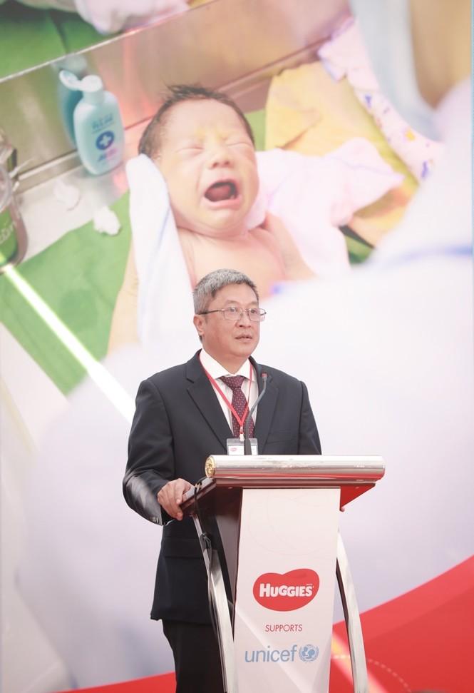 Công ty Kimberly – Clark và Unicef công bố dự định hợp tác tại Việt Nam - ảnh 1