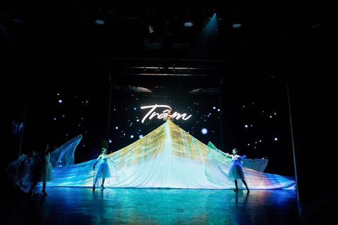 """'Trâm Show' - Tác phẩm nghệ thuật """"siêu mãn nhãn"""" của doanh nhân Trâm Tạ  - ảnh 4"""