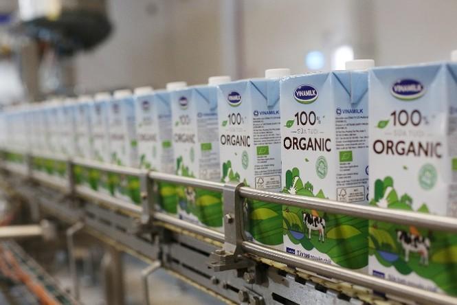 Sữa tươi Ogranic của Vinamilk 'bắt sóng' người tiêu dùng Singapore - ảnh 4