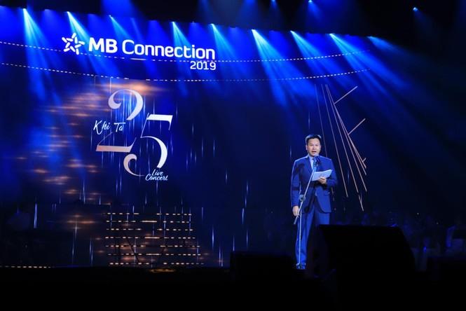 'Khi ta 25' - món quà âm nhạc MB trao gửi khách hàng - ảnh 4