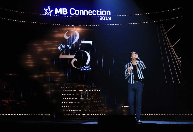 'Khi ta 25' - món quà âm nhạc MB trao gửi khách hàng - ảnh 8