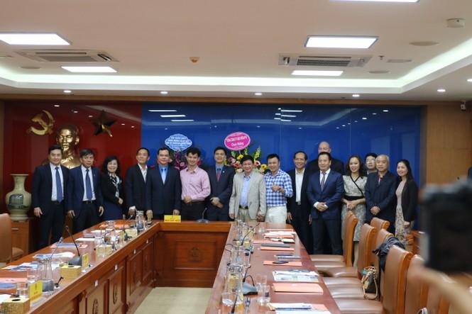 Bảo hiểm PVI đồng hành cùng Tổng Liên đoàn Lao động Việt Nam - ảnh 1